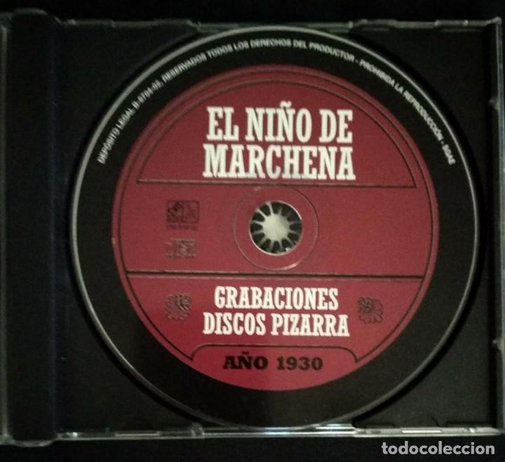 CDs de Música: CD flamenco PEPE MARCHENA - Foto 3 - 194217783