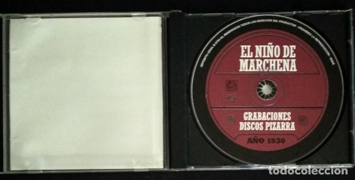CDs de Música: CD flamenco PEPE MARCHENA - Foto 4 - 194217783