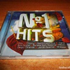 CDs de Música: Nº 1 HITS CD ALBUM DEL AÑO 2009 PORTUGAL PITBULL SHAGGY BOB SINCLAR PINK NNEKA MOONY JUAN MAGAN RARO. Lote 194221297