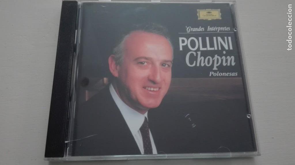 FRÉDÉRIC CHOPIN CD POLONESAS Nº 1 - 7 MAURIZIO POLLINI (Música - CD's Clásica, Ópera, Zarzuela y Marchas)