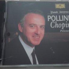 CDs de Música: FRÉDÉRIC CHOPIN CD POLONESAS Nº 1 - 7 MAURIZIO POLLINI. Lote 194221846