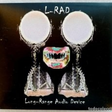 CDs de Música: L-RAD - LONG RANGE AUDIO DEVICE - CDR USA 2007 DIGIPAK - MASTERS OF ART. Lote 194222411