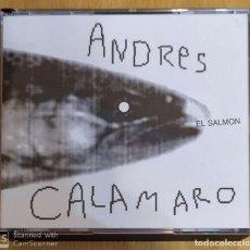 CDs de Música: ANDRES CALAMARO (EL SALMON) 5 CD'S 2000. Lote 194222810