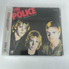 CDs de Música: THE POLICE - OUTLANDOS D'AMOUR. (CD MUSIC / EL PAIS. COL. LOS DISCOS DE TU VIDA, 3. Lote 194223063