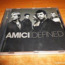 CDs de Música: AMICI FOREVER DEFINED CD ALBUM DEL AÑO 2005 USA CONTIENE 12 TEMAS . Lote 194223102