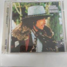 CDs de Música: BOB DYLAN - DESIRE. (CD MUSIC / EL PAIS. COL. LOS DISCOS DE TU VIDA, 3 / NUEVO. Lote 194223197