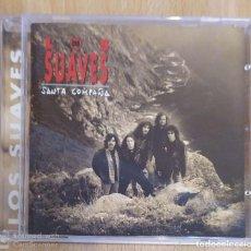 CDs de Música: LOS SUAVES (SANTA COMPAÑA) CD 1994. Lote 194224223