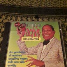 CDs de Música: ANTONIO MACHIN. TODO UNA VIDA. EDICION DCD. Lote 194224482