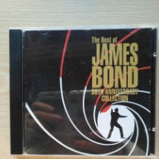 CDs de Música: CD. THE BEST OF JAMES BOND 30TH ANNIIVERSARY. COLLECTION EMI - 1992 . Lote 194226573