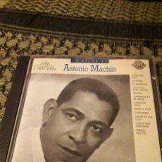 CDs de Música: LO MEJOR DE ANTONIO MACHIN. EDICION DIVUCSA DE 1990.. Lote 194227115