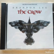CDs de Música: CD. BSO / OST THEW CROW - BRANDON LEE - THE CURE. Lote 194228111