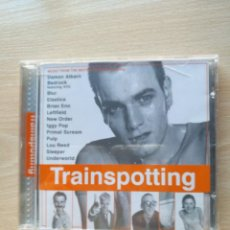 CDs de Música: CD. BSO / OST TRAINSPOTTING (1996) BLUR ELASTICA IGGY POP PULP ETC. Lote 194228331