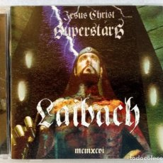 CDs de Música: LAIBACH - JESUS CHRIST SUPERSTARS - CANADA CD 1996 - MUTE. Lote 194228471