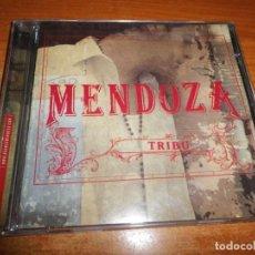 CDs de Música: MENDOZA TRIBU CD ALBUM DEL AÑO 2004 COLOMBIA CONTIENE 10 TEMAS. Lote 194228718