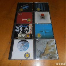 CDs de Música: TANGERINE DREAM - LOTE DE 8 CD´S - EXIT - TANGRAM - THIEF - CYCLONE ++++. Lote 194228956