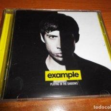 CDs de Música: EXAMPLE PLAYING IN THE SHADOWS CD ALBUM DEL AÑO 2011 CONTIENE 13 TEMAS. Lote 194233390