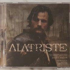 CDs de Música: CD BSO ALATRISTE. ROQUE BAÑOS BANDA SONORA.. Lote 194234793