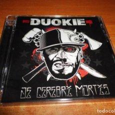 CDs de Música: DUOKIE DE CEREBRI MORTIS CD ALBUM DEL AÑO 2011 KOOL G RAP KUTXI DE MAREA CAPAZ Y SHO HAI 14 TEMAS. Lote 194234981