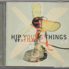 CDs de Música: HIP YOUNG THINGS - VENTILATOR / CD ALBUM DE 1996 / MUY BUEN ESTADO RF-4740. Lote 194236190