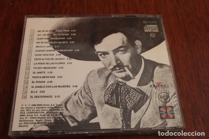 CDs de Música: CD LO MEJOR DE JORGE NEGRETE - Foto 2 - 194237005