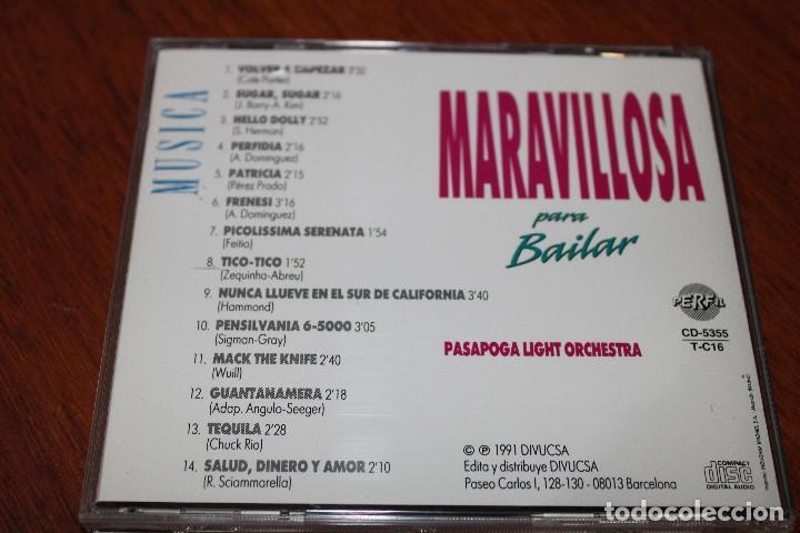 CDs de Música: CD MUSICA MARAVILLOSA - Foto 2 - 194237081