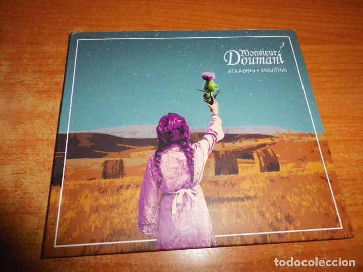 MONSIEUR DOUMANI ANGATHIN CD ALBUM DIGIPACK DEL AÑO 2018 CHIPRE CONTIENE 13 TEMAS MUY RARO (Música - CD's Country y Folk)