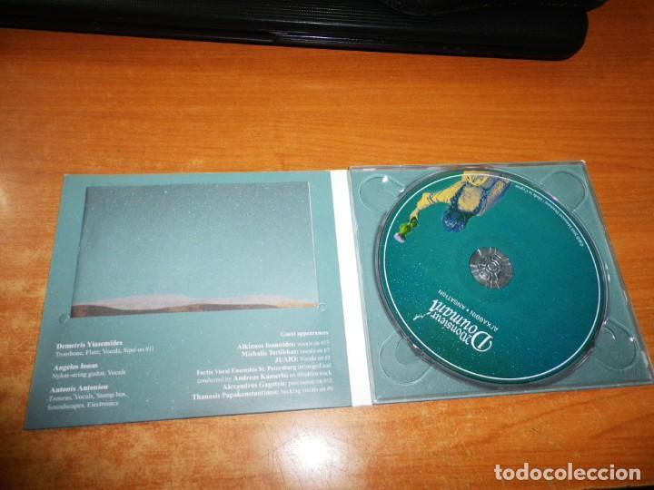 CDs de Música: MONSIEUR DOUMANI Angathin CD ALBUM DIGIPACK DEL AÑO 2018 CHIPRE CONTIENE 13 TEMAS MUY RARO - Foto 2 - 194238093