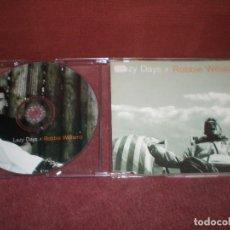 CDs de Música: CD SINGLE PROMO ROBBIE WILLIAMS / LAZY DAYS. Lote 194238467