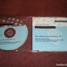 CDs de Música: CD SINGLE PROMO FLEETWOOD MAC / SEVEN WONDERS. Lote 194240315