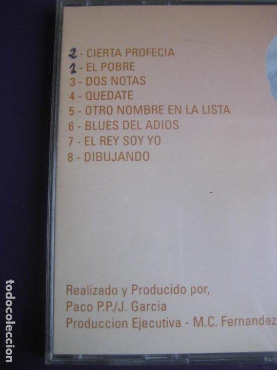 CDs de Música: PACO P.P. CD AUTOEDITADO 1995 - COUNTRY ROCK BLUES - SIN USO - Foto 3 - 194243931