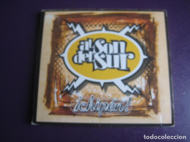CHIPEN CD PRODUCCIONES 1998 - AL SON DEL SUR - LIGERAS SEÑALES DE USO (Música - CD's Rock)