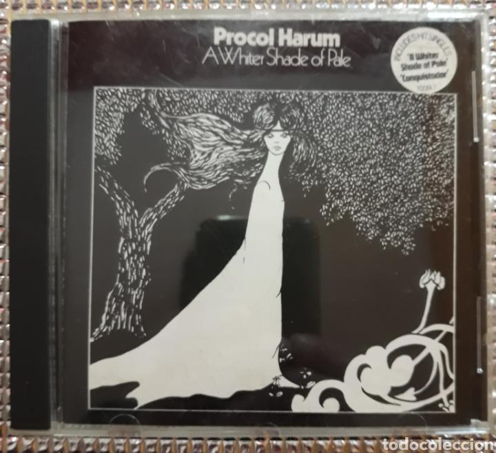 PROCOL HARUM : A WHITER SHADE OF PALE (Música - CD's Rock)