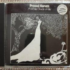 CDs de Música: PROCOL HARUM : A WHITER SHADE OF PALE. Lote 194249992