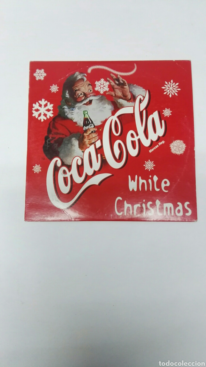 CDs de Música: Coca cola white christmas cd - Foto 1 - 194253691