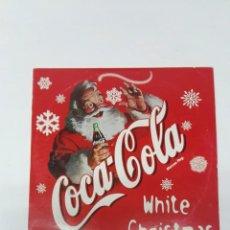 CDs de Música: COCA COLA WHITE CHRISTMAS CD. Lote 194253691