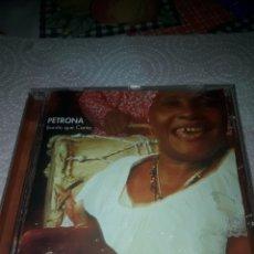 CDs de Música: PETRONA. BONITO QUE CANTA. EDICION DE 2002. Lote 194261291
