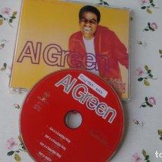 CDs de Música: CD-MAXI ( 4 TEMAS) DE AL GREEN. Lote 194261512