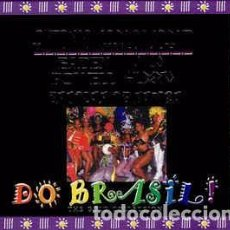 CDs de Música: VARIOUS - DO BRASIL! THE GOLD COLLECTION (2XCD, COMP, DLX) LABEL:RETRO (2) CAT#: R2CD 40-51 . Lote 194261521