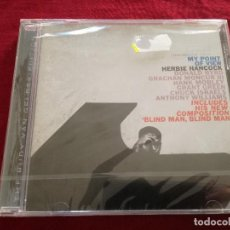 CDs de Música: HERBIE HANCOCK - MY POINT OF VIEW - BLUE NOTE PRECINTADO - DONALD BYRD HANK MOBLEY ANTHONY WILLIAMS. Lote 194262050