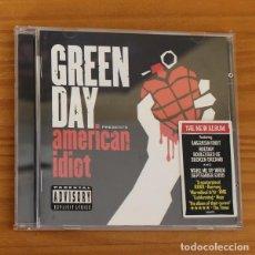 CDs de Música: GREEN DAY -CD- AMERICAN IDIOT. Lote 194262238