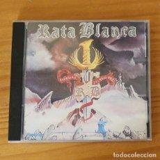CDs de Música: RATA BLANCA -CD- GUERREROS DEL ARCO IRIS. HEAVY METAL ARGENTINA GREENPEACE.... Lote 194262337