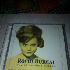 CDs de Música: ROCIO DURCAL. SUS 20 GRANDES ÉXITOS. EDICION DE 2008. Lote 207333645