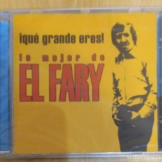 CDs de Música: EL FARY (!QUE GRANDE ERES¡) CD 2005 * PRECINTADO. Lote 194276752