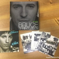 CDs de Música: LIBRO DISCO BRUCE SPRINGSTEEN - THE RIVER. Lote 194283176