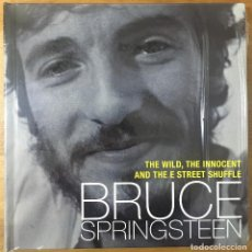CDs de Música: BRUCE SPRINGSTEEN - THE WILD, THE INNOCENT AND THE E STREET SHUFFLE - CD + LIBRO. Lote 194285313