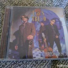 CDs de Música: LOS TRIO - BOLEROS -ESTILO LOS PANCHOS PRIMER CD . Lote 194285403