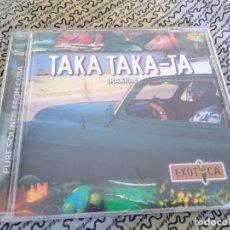 CDs de Música: IRAKERE CD TAKA TAKA-TA - IMPORTADO. Lote 194287818