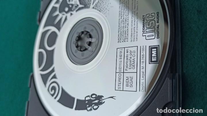 CDs de Música: CD HEROES DEL SILENCIO 4 Temas FLOR DE LOTO 1994 ENVIO GRATIS CERTIFICADO - Foto 4 - 194287821