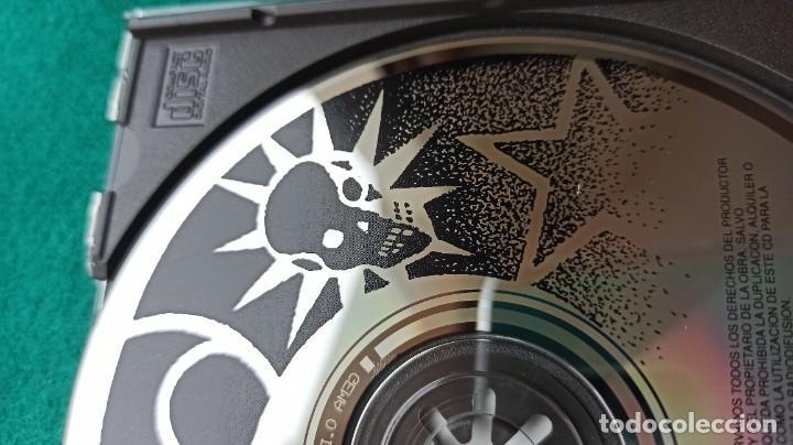 CDs de Música: CD HEROES DEL SILENCIO 4 Temas FLOR DE LOTO 1994 ENVIO GRATIS CERTIFICADO - Foto 6 - 194287821