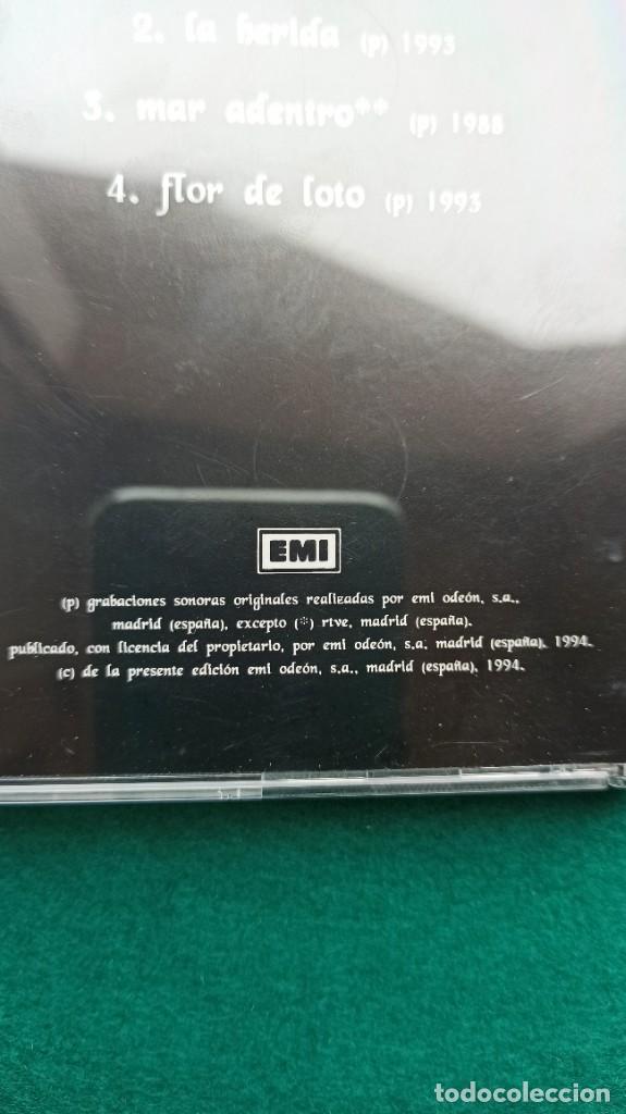 CDs de Música: CD HEROES DEL SILENCIO 4 Temas FLOR DE LOTO 1994 ENVIO GRATIS CERTIFICADO - Foto 13 - 194287821